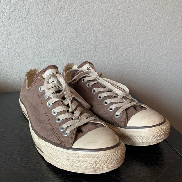 Converse Chuck Taylor All Star Lows Brown